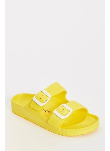DeFacto Terlik Sarı
